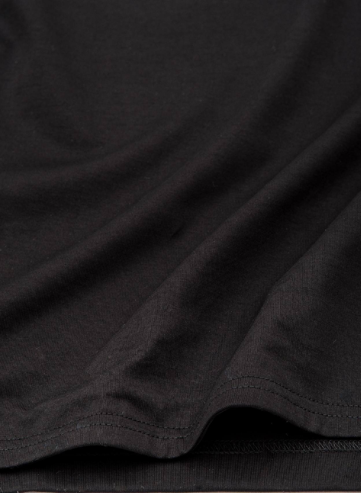 Tシャツのインサイドポケット